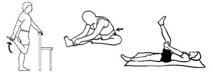 3 Part Stretch