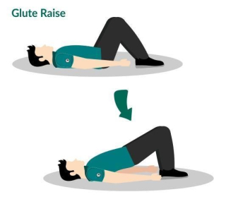 Glute Raise Image