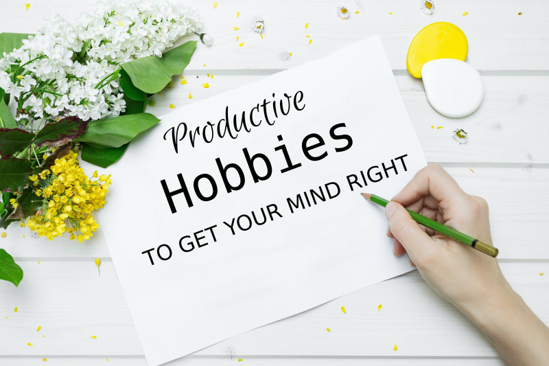 Final productive hobbies cover